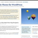 The Thesis WordPress Blogging Theme is Rock Solid