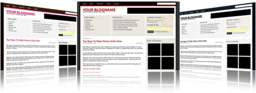 The Ultimate Blogging Theme