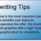 10 Power Packed Tips for writing high converting landing page copy