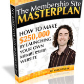 Grab your FREE copy of the Membership Site Masterplan