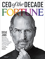 Steve Jobs - CEO of the decade