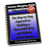 Free Income Blogging Guide Membership Contest