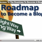 Roadmap to Become a Blogger – Free Download