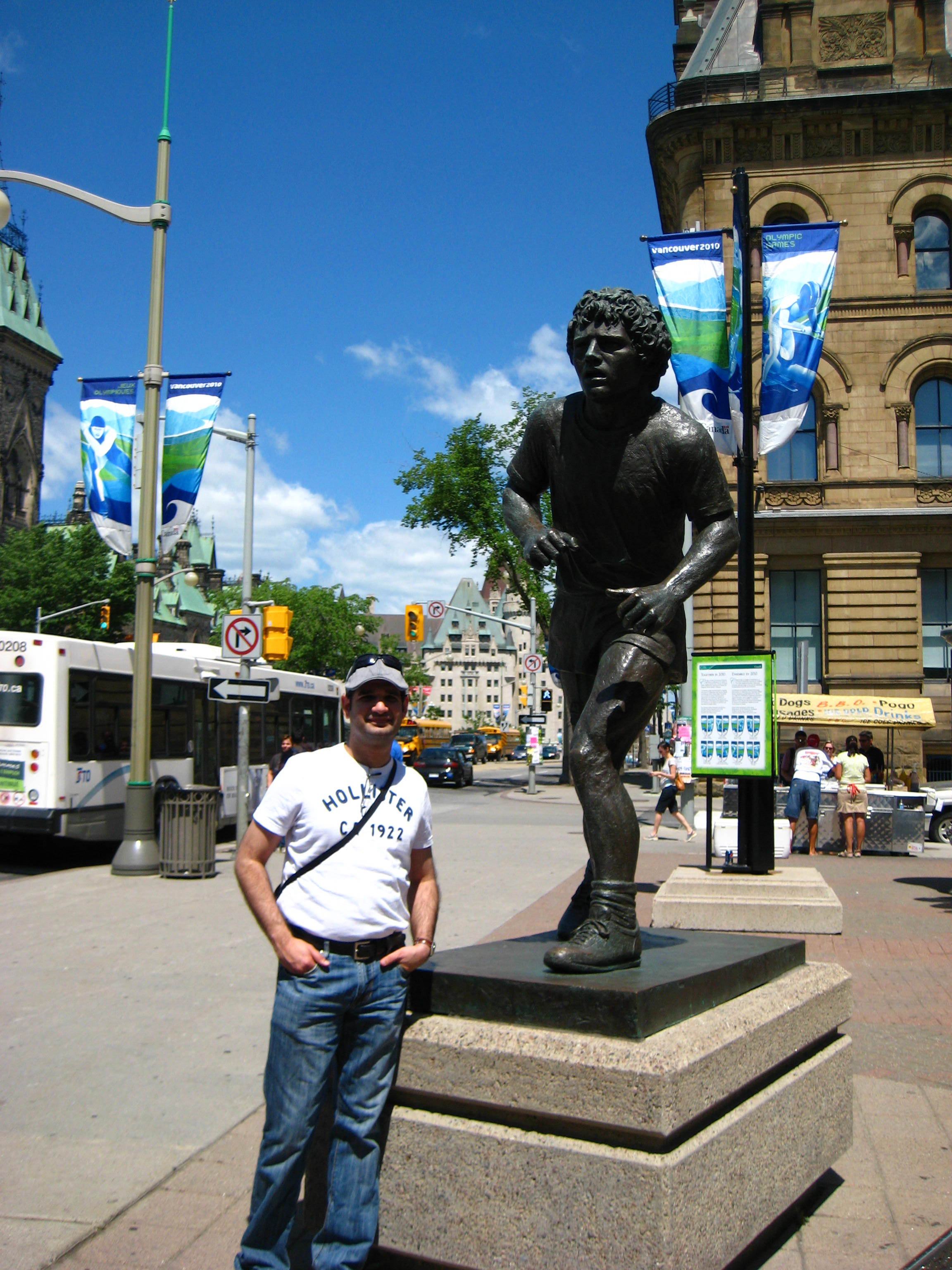 terry fox s greatest hero inspiration in