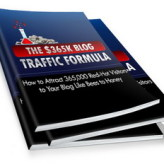 33% Discount Offer on 365K Blog Traffic Formula – Limited Time Offer ( Less than 36 hours )