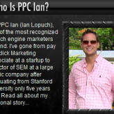 Want to become a PPC Search Marketing professional? Meet PPC Ian
