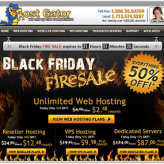 HostGator Cyber Monday 50% Discount Coupon