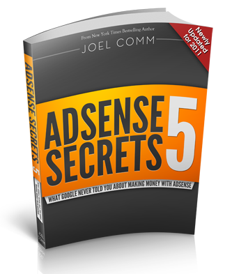 Adsense Secrets ebook