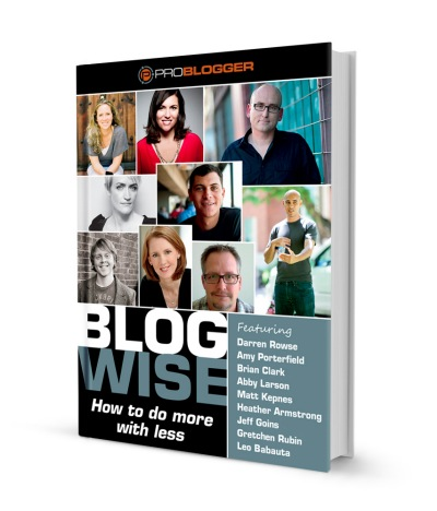 blogwise how to do more with less