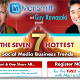 FREE Social Media Webinar with Guy Kawasaki and Mari Smith