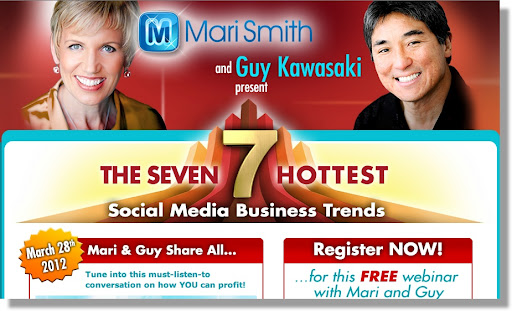 Social Media Trends - Mari Smith and Guy Kawasaki