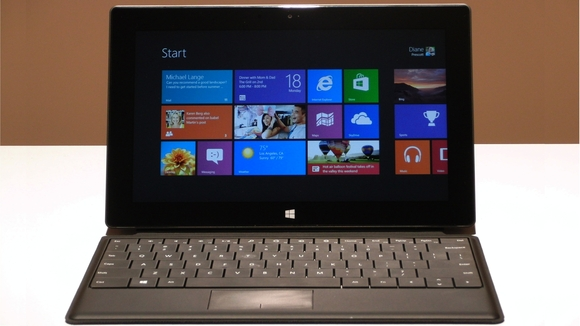Microsoft's new Surface tablet computer; should Apple be worried?