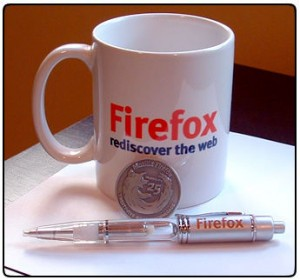 Firefox Mug - Customised Product