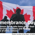 Good Morning Sunday: Remembrance Day Canada