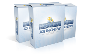 Blogging with John Chow