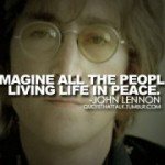 Good Morning Sunday: John Lennon's Imagine for a Better Cause