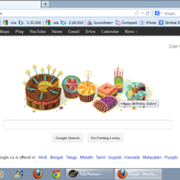 Your Happy Birthday Google Doodle is Here