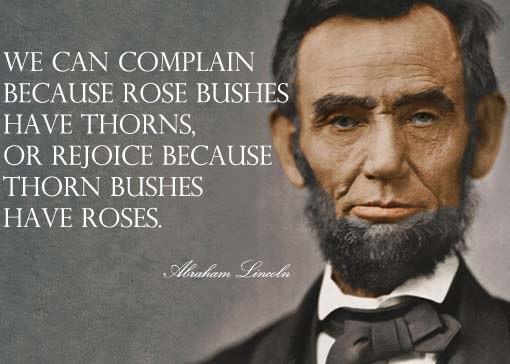 Lincoln Quotes | Good Morning Sunday 20 Abraham Lincoln Leadership Quotes