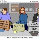Connections Built in Space: The Pros and Cons of Social Media