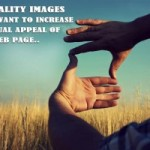 6 Tips on Using Images to Improve Blog and Website Quality