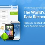 Exclusive Giveaway for 3 Days- Wondershare Data Recovery for Android