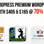 70% Off on MaxBlogPress Plugins ONLY for the next 48 hours