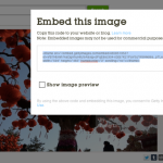 Now Use Free Getty Images on Your Blog