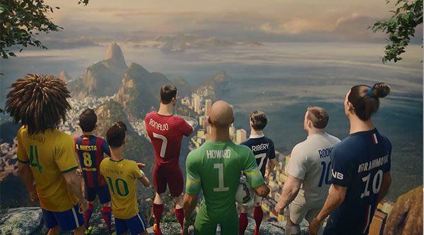 Nike FIFA World Cup Ad