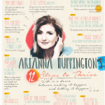 Good Morning Sunday: 12 Steps to Success by Arianna Huffington