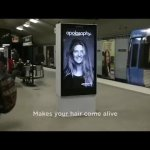 Good Morning Sunday – What Happens when a Subway Train passes this Interactive Ad