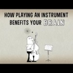Good Morning Sunday: Look what Playing an Instrument does to your Brain
