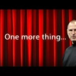 "Good Morning Sunday: And ""One More Thing"" from Steve Jobs"