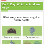 Take Google Doodle's Earth Day Quiz