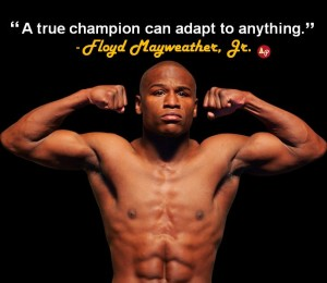Bob arum is manny pacquiao s boss floyd mayweather is his own