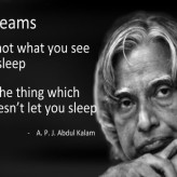 14 Memorable Quotes by Dr. Abdul Kalam